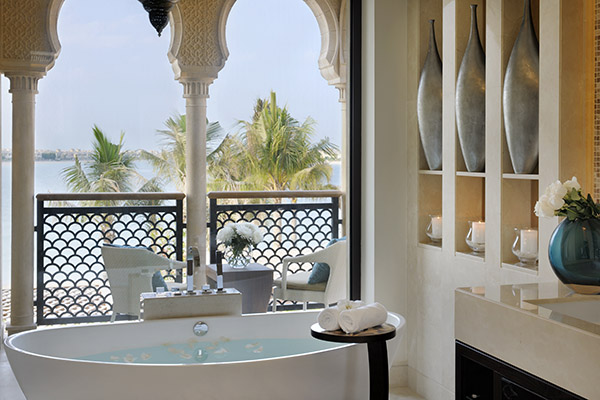 Villa Bathroom - Upper Floor
