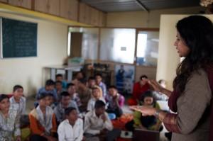 Indian_Charities_Sandhyaa_Teaching
